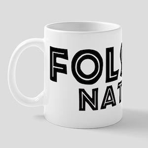 Folsom Native Mug