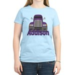 Trucker Addison Women's Light T-Shirt