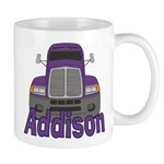 Trucker Addison Mug
