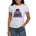 Trucker Alexa Women's T-Shirt
