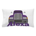 Trucker Alexa Pillow Case