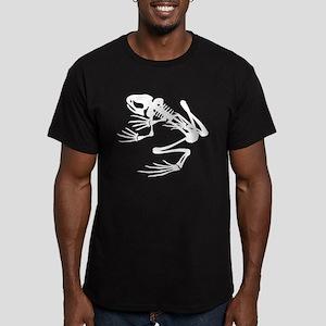 Desert Frog B (1) Men's Fitted T-Shirt (dark)