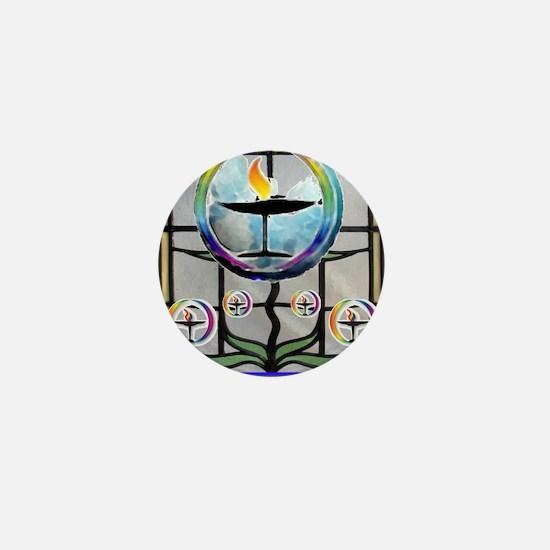 Unitarian 3 Mini Button
