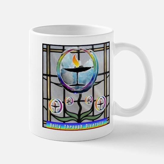Unitarian 3 Mug