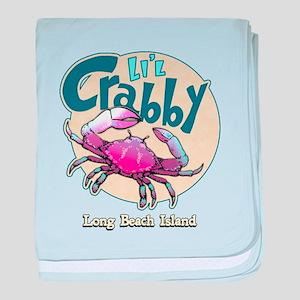 Li'l Crabby... baby blanket