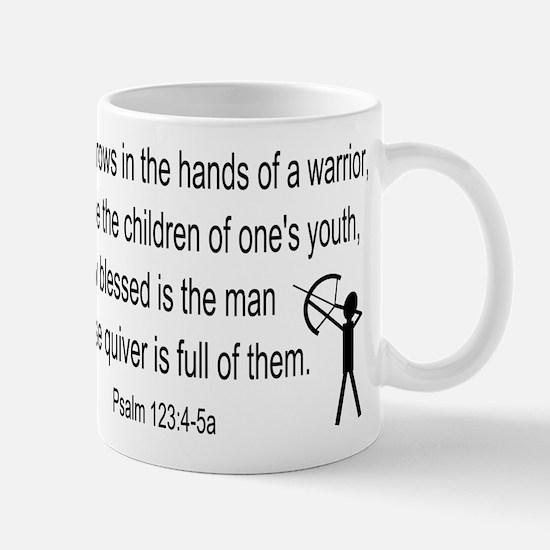 PSALM 127 (ARCHER) Mug