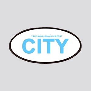 True Mancunians Support City Patches