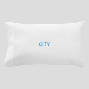 True Mancunians Support City Pillow Case