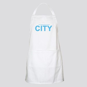 True Mancunians Support City Apron