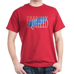 'Freshly Squeezed' Dark T-Shirt