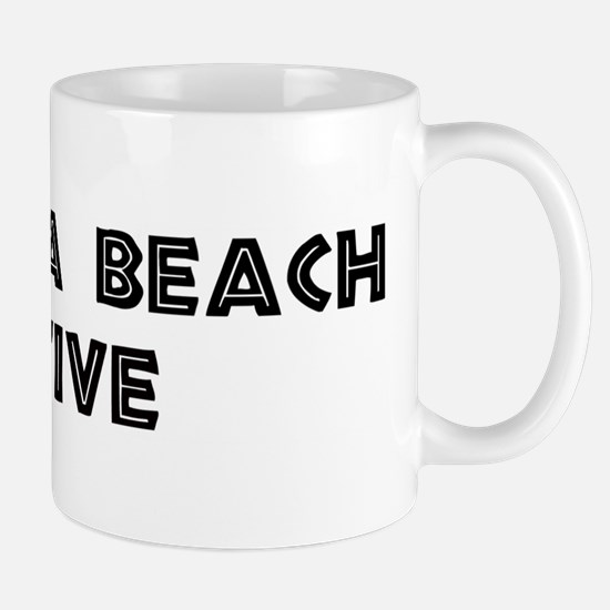 Hermosa Beach Native Mug