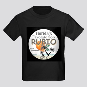 Marco RUBIO VP Kids Dark T-Shirt