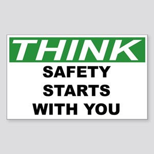 Think Safety Starts with You