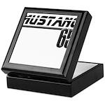 MUSTANG 65 Keepsake Box