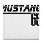 MUSTANG 65 Tile Coaster