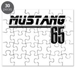 MUSTANG 65 Puzzle