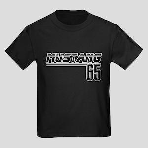 MUSTANG 65 Kids Dark T-Shirt