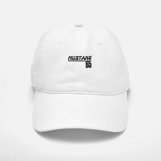 MUSTANG 65 Baseball Baseball Cap