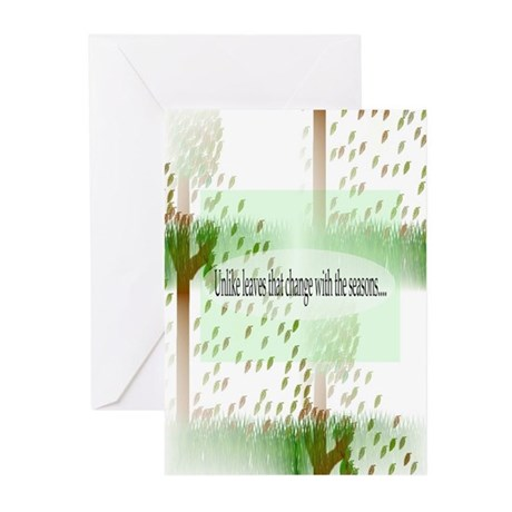 Changes Greeting Cards (Pk of 10)