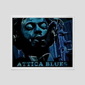 Archie Shepp - Attica Blues Throw Blanket