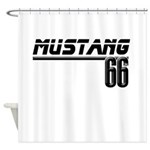 MUSTQANG 66 Shower Curtain