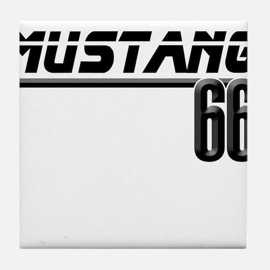 MUSTQANG 66 Tile Coaster