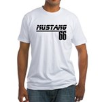 MUSTQANG 66 Fitted T-Shirt