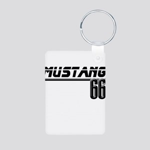 MUSTQANG 66 Aluminum Photo Keychain