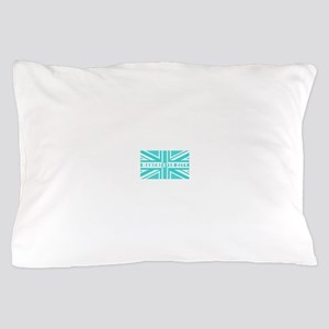 Manchester City Union Jack Pillow Case