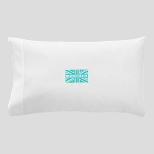 Manchester City Union Jack Pillow Case