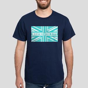 Manchester City Union Jack Dark T-Shirt