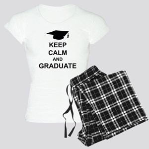Keep Calm and Graduate Women's Light Pajamas