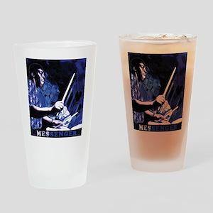 Art Blakey Drinking Glass