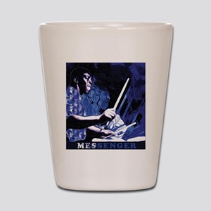 Art Blakey Shot Glass