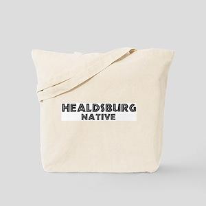 Healdsburg Native Tote Bag