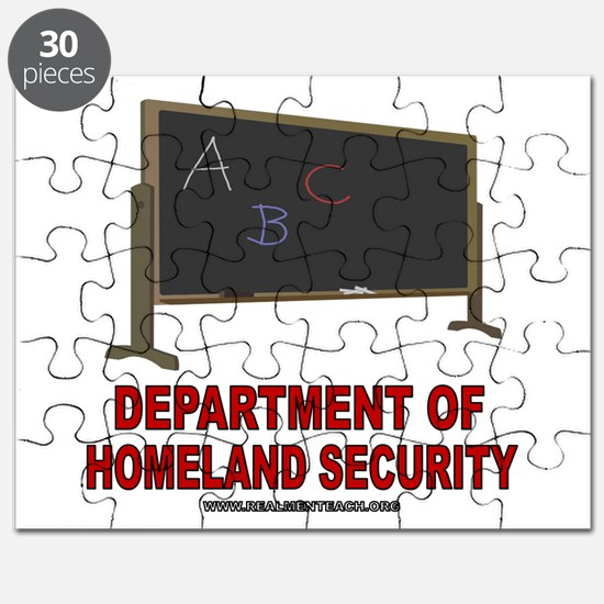 Department of Homeland Security Puzzle