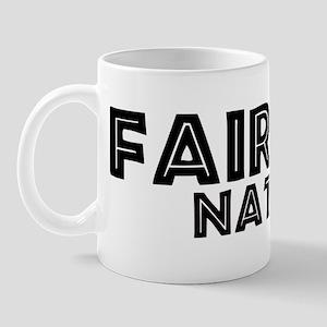 Fairfax Native Mug