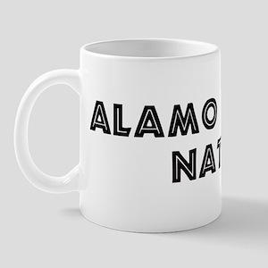 Alamo Square Native Mug