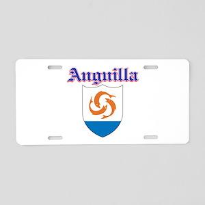 Anguilla designs Aluminum License Plate