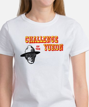 Challenge of the Yukon Women's T-Shirt