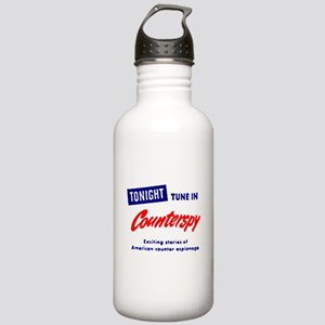 Counterspy #3 Stainless Water Bottle 1.0L
