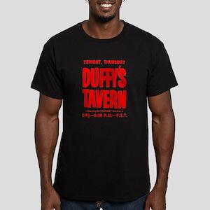 Duffy's Tavern Men's Fitted T-Shirt (dark)