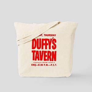 Duffy's Tavern Tote Bag