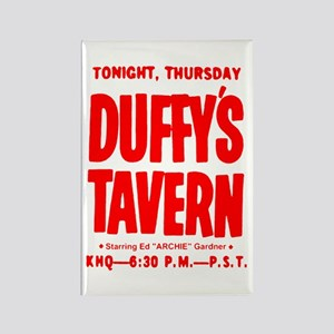 Duffy's Tavern Rectangle Magnet