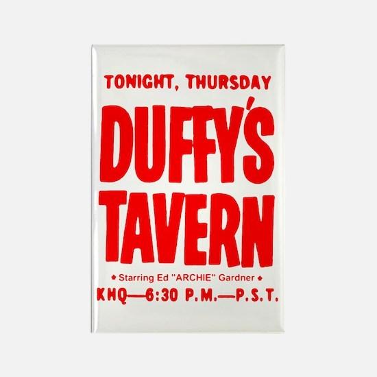 Duffy's Tavern Rectangle Magnet