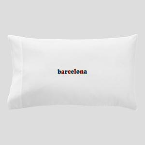 Barcelona Pillow Case