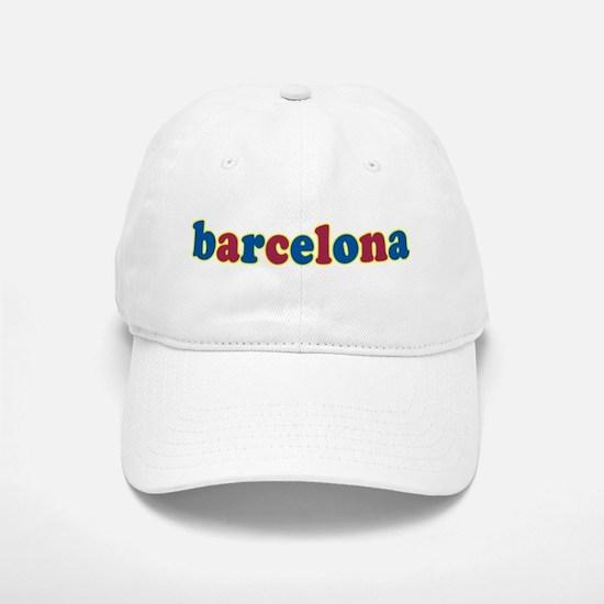 Barcelona Baseball Baseball Cap