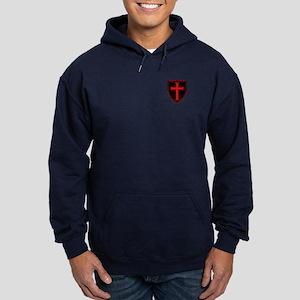 Crusaders Cross - ST-6 (1) Hoodie (dark)