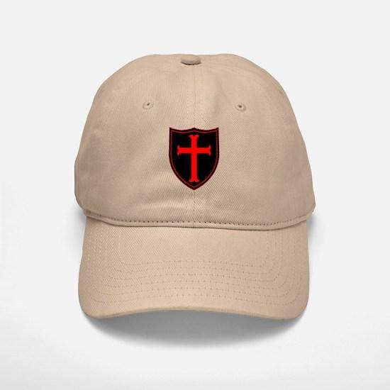 Crusaders Cross - ST-6 (1) Baseball Baseball Cap