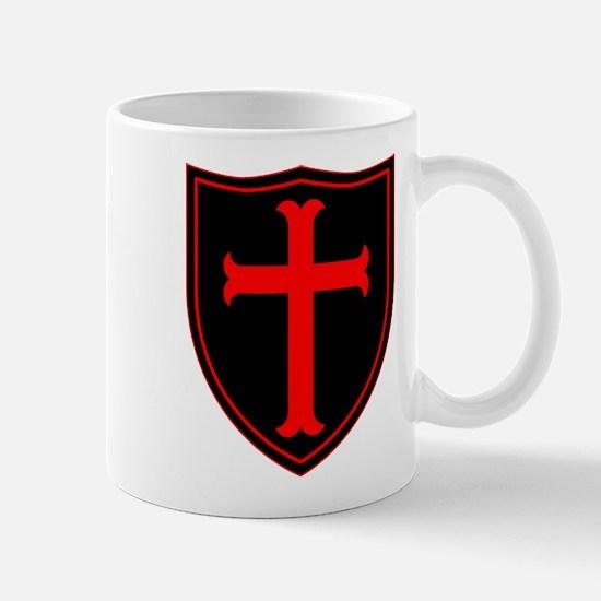 Crusaders Cross - ST-6 (1) Mug